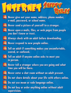 Internet_Safety_Rules